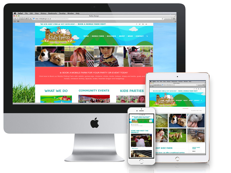 Website Design Northern Ireland, Dublin