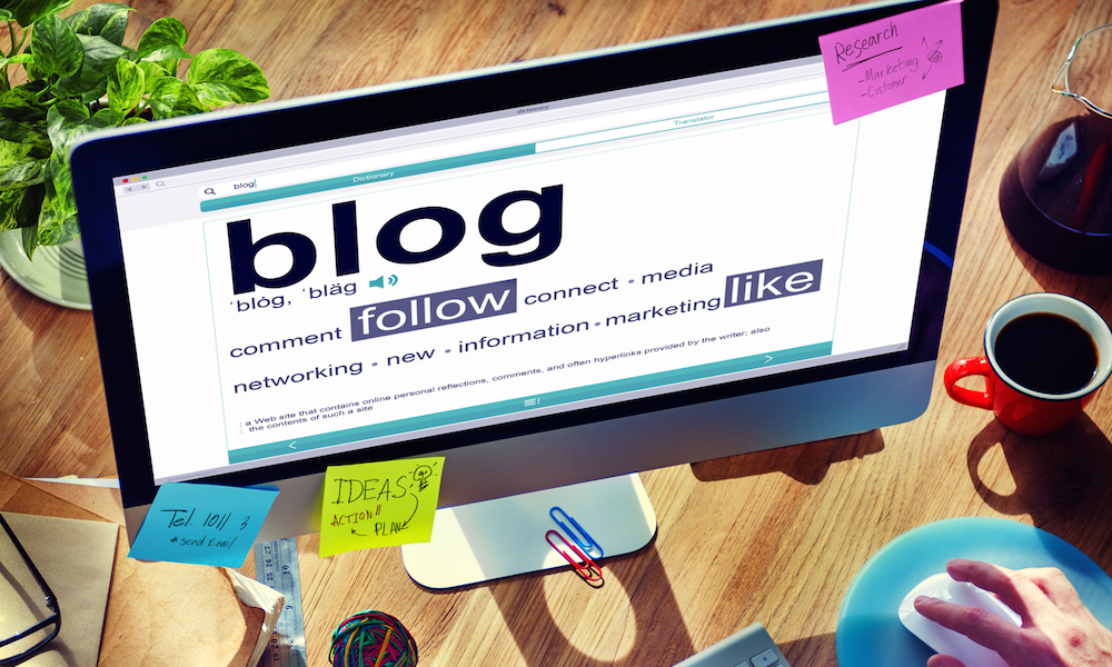 Image of Blog - ways to improve your website visibility