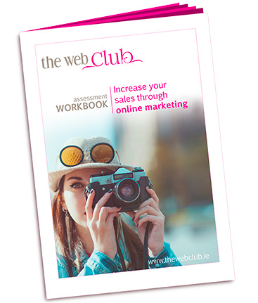 image of photographer on cover of the-web-club-course-workbook1